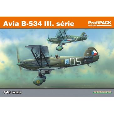 Avia B-534 III serie(Reedition)Profipack  - 1:48