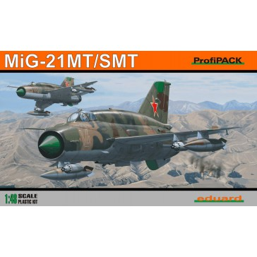 MiG-21 SMT Profipack  - 1:48
