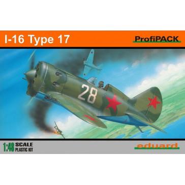 I-16 Type 17 ProfiPack  - 1:48