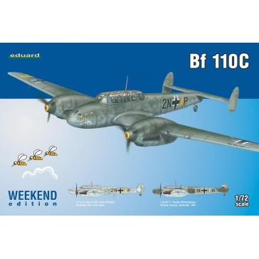 Bf 110C  Weekend  - 1:72