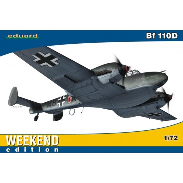 Bf 110D for Weekend  - 1:72