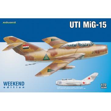 UTI MiG-15  Weekend edition  - 1:72