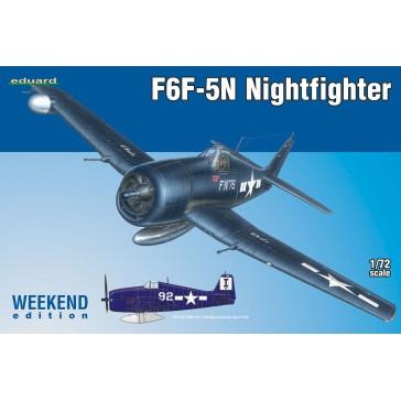 F6F-5N Nightfighter Weekend edition  - 1:72