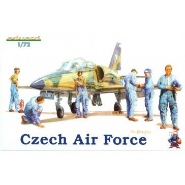 Czech Air Force Personal  - 1:72