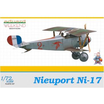 Nieuport Ni-17 Weekend - 1:72
