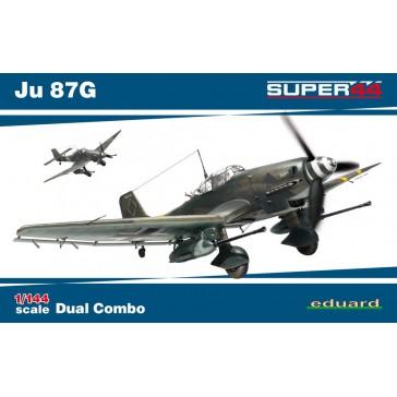 Ju 87G DUAL COMBO  Super44  - 1:144