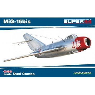 MiG-15bis Dual Combo  - 1:144