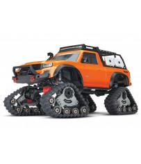 TRX-4 Sport equipped with TRAXX TQ XL-5 (No battery/charger), Orange