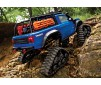 TRX-4 Sport equipped with TRAXX TQ XL-5 (No battery/charger), Blue
