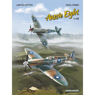 Aussie Eight/Spitfire Mk.VIII v Australi Dual Combo Lim. Ed. - 1:48