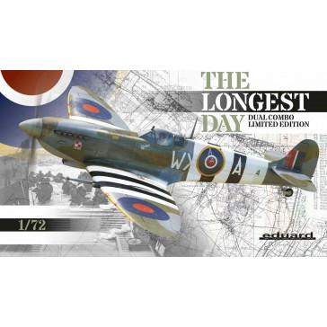 The Longest Day DUAL COMBO,Limited Editi  - 1:72