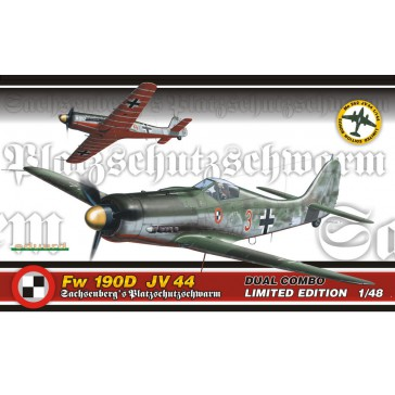 Fw 190D JV 44 Dual Combo Limited  - 1:48