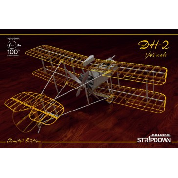 DH-2 STRIPDOWN  Limited Edition  - 1:48
