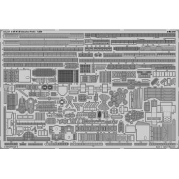CVN-65 Enterprise pt.3/Tamiya 1/350