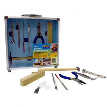 12Pc Boat Building Tool Set
