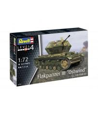 "Flakpanzer III""Ostwind"" (3,7cm Fl 1:72"