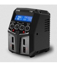 T100 Duo AC Charger (LiPo 2-4s up to 5A - 2x50w)