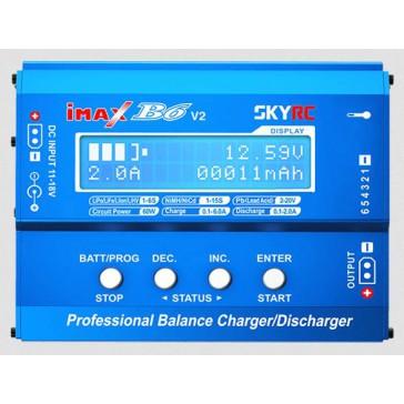 iMAX B6 V2 DC Charger