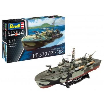 Patrouilleur lance-torpilles PT- 1:72