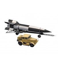 SS-100 Gigant + Transporter + V2 1:72