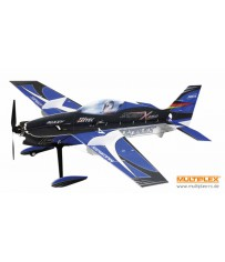 Slick X360 4D Indoor Edition kit, bleu
