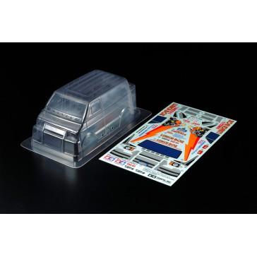 Carrosserie transparente Mini Lunch Box