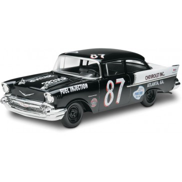 57 Chevy® Black Widow 2n1 1:25