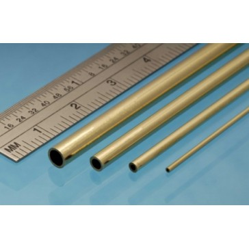 Copper Tube 5 x 0.45 mm (3p.)