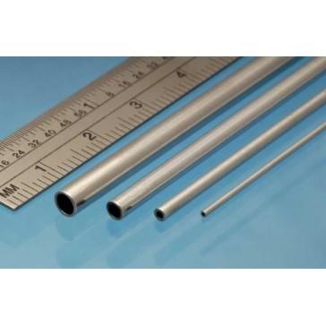 Aluminium Tube 1 x 0.25 mm (4p.)