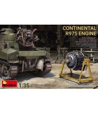 Continental R975 Engine 1/35