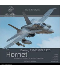 Boeing F/A 18 Hornet (140p)