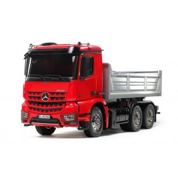 M-B Arocs 3348 6x4 rouge