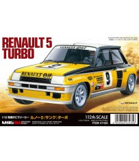 Renault 5 Turbo Rally M05Ra 1/10
