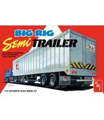Big Rig Semi Trailer 1/25