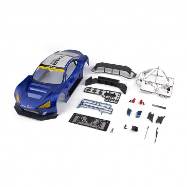 Subaru BRZ R&D Sport Blue Kit
