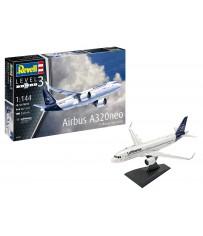 "Airbus A320 neo Lufthansa""New Li 1:144"