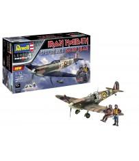"""Spitfire Mk.II""""Aces High""""Iron Ma 1:32"""