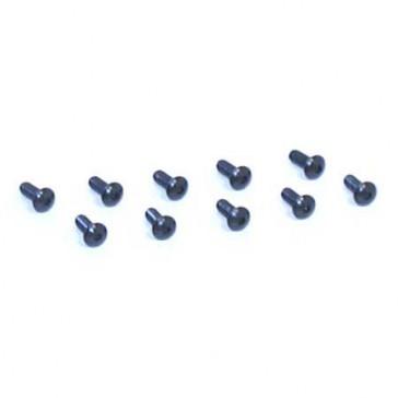 4-40x5/16 Button Head Screws:X