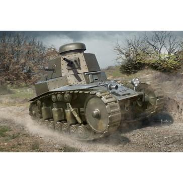 Soviet T-18 Light Tank MOD1927 1/35