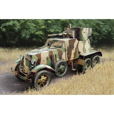 Soviet BA-6 Armor Car 1/35