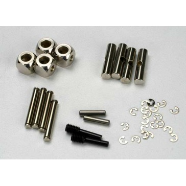 U-joints, driveshaft (carrier (4)/ 4.5mm cross pin (4)/ 3mm