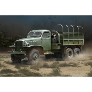 US GMC CCKW-352 Steel Cargo Tr.1/35
