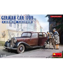 German Car 170V Cabrio Saloon 1/35