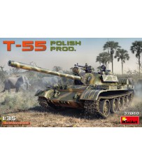 T-55 Polish Prod. 1/35