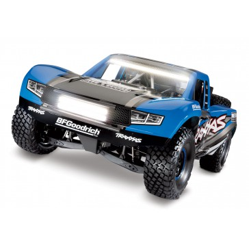 Unlimited Desert Racer 4WD incl LED, TQi VXL-6S (no bat/chrg), TRX Bl