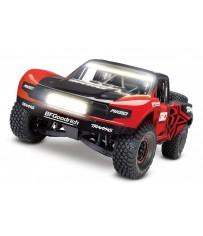 Unlimited Desert Racer 4WD incl LED, TQi VXL-6S (no bat/chrg), Rigid