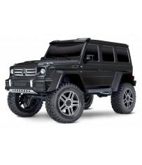 TRX-4 Mercedes G500 4x4 Black With Led Set