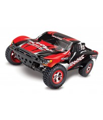 Slash 2WD XL-5 TQ (incl battery/charger), Red