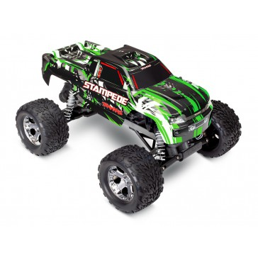 Stampede XL-5 TQ (no battery/charger), Green