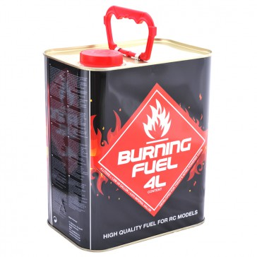 Burning Fuel Plane 5  (4L)